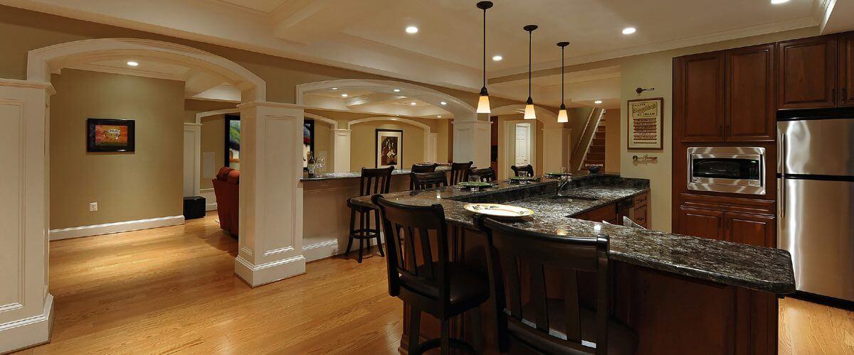 Basement Kitchen Ideas Design For Small Kitchen In Basement Bar