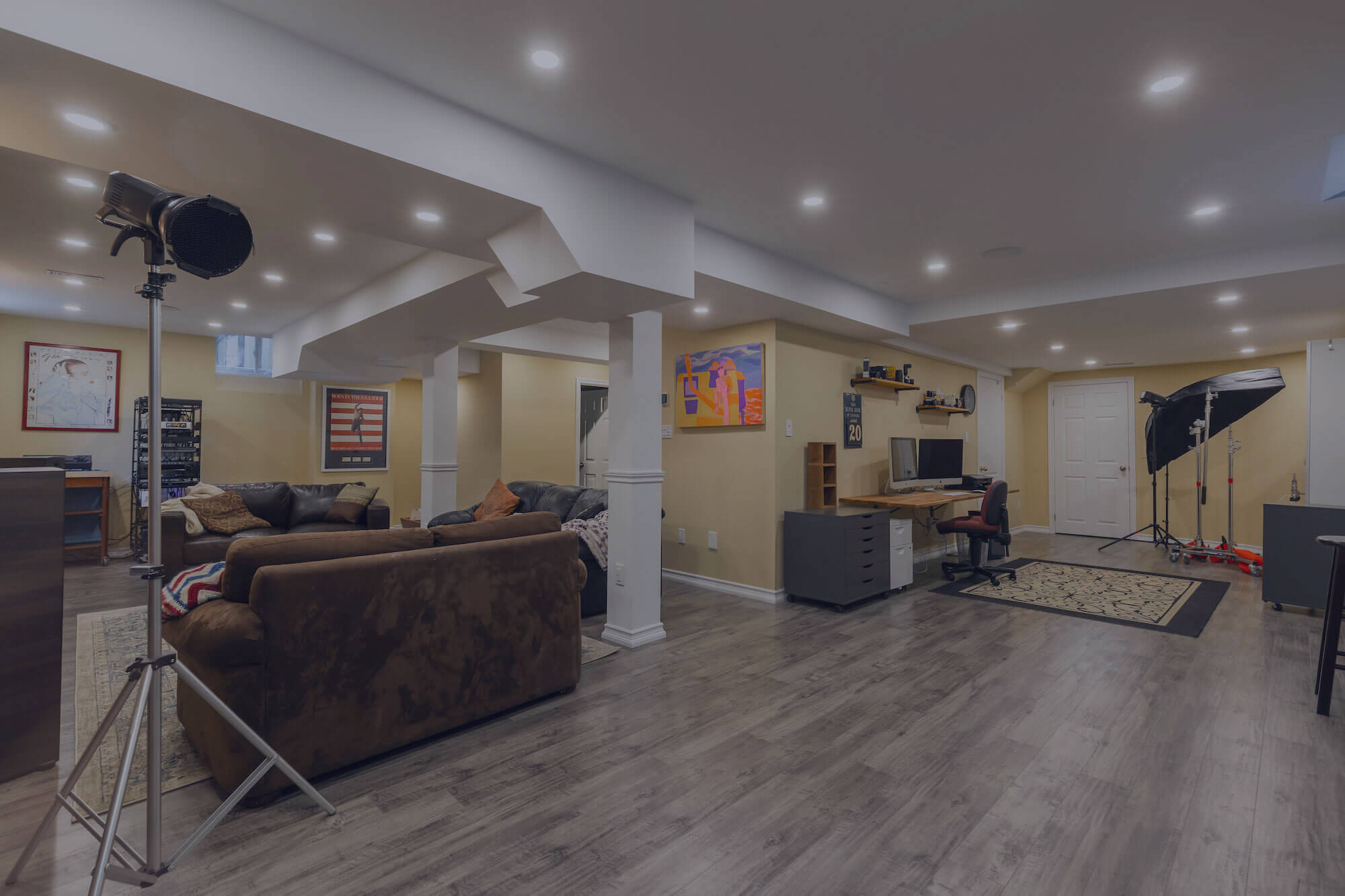 Basement Renovations Cost Average Per Square Foot In Toronto Canada