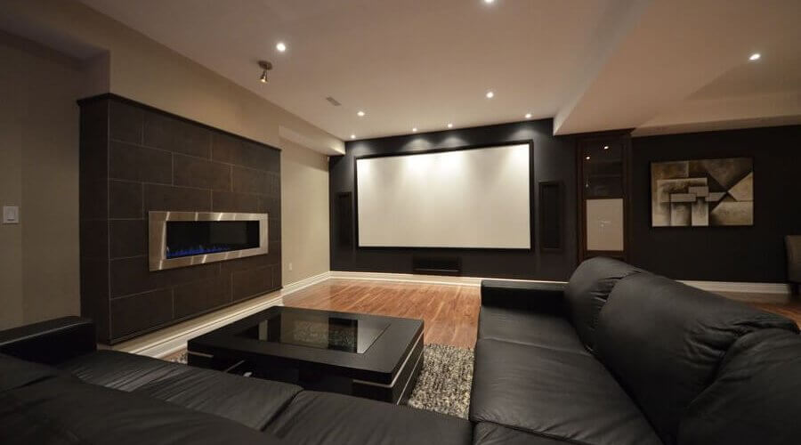 Basement Home Theater Ideas Design Soundproofing Other Tips