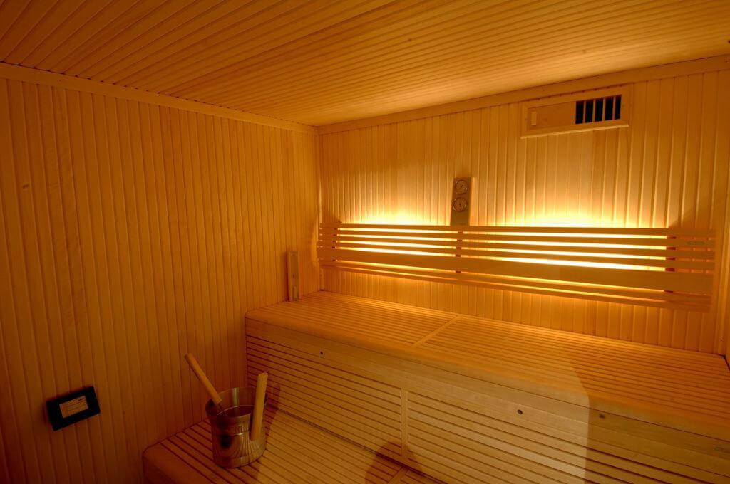 Basement Sauna. How To Build A Sauna In Your Basement